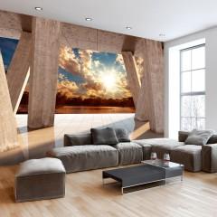 Basera® Fototapete Architekturmotiv c-B-0079-a-b, Vliestapete