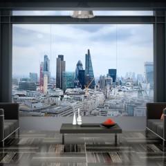 Basera® Fototapete Motiv London d-B-0033-a-a, Vliestapete