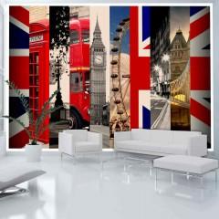 Artgeist Fototapete - London
