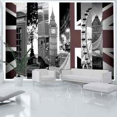 Artgeist Fototapete - London Symbole