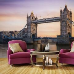 Artgeist Fototapete - Morgens in London