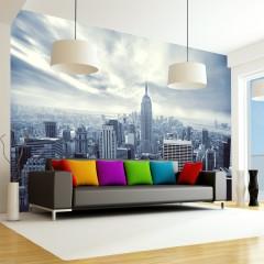 Artgeist Fototapete - Blue York