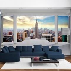 Basera® Fototapete Motiv New York 10110904-35, Vliestapete