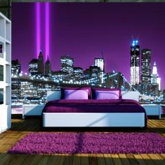 Artgeist Fototapete - Glänzender Manhattan