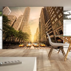 Basera® Fototapete Motiv New York 10110904-69, Vliestapete