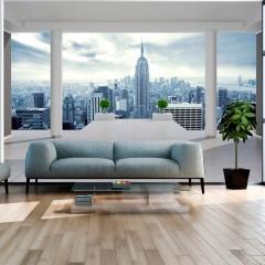 Basera® Fototapete Motiv New York 10110904-25, Vliestapete