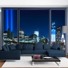 Basera® Fototapete Motiv New York 10110904-32, Vliestapete