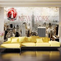 Basera® Fototapete Motiv New York 10110904-57, Vliestapete