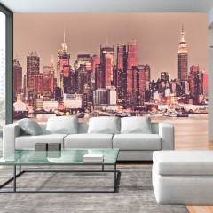Artgeist Fototapete - NY - Midtown Manhattan Skyline