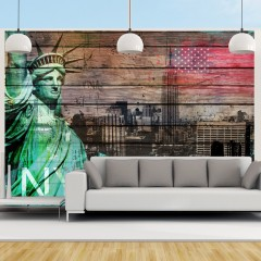 Basera® Fototapete Motiv New York 10110905-39, Vliestapete