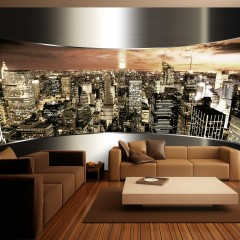 Basera® Fototapete Motiv New York d-A-0023-a-b, Vliestapete