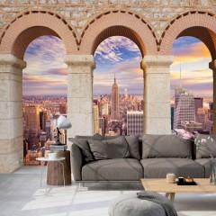 Basera® Fototapete Motiv New York b-C-0126-a-c, Vliestapete