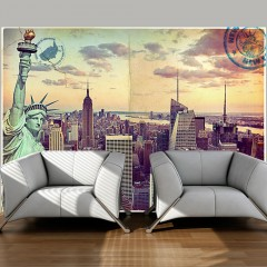 Basera® Fototapete Motiv New York 10110904-22, Vliestapete