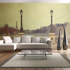 Basera® Fototapete Motiv Paris 10060904-49, Vliestapete