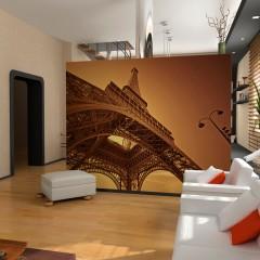 Artgeist Fototapete - Die Macht von Paris