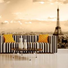 Basera® Fototapete Motiv Paris 100404-110, Vliestapete