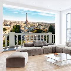 Artgeist Fototapete - Paris am Mittag