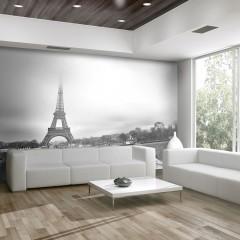 Artgeist Fototapete - Paris: Eiffelturm