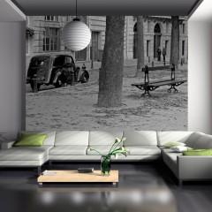 Basera® Fototapete Motiv Paris 100404-111, Vliestapete