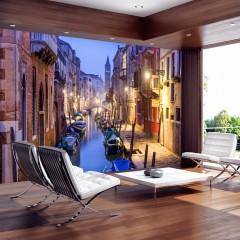 Artgeist Fototapete - Evening in Venice