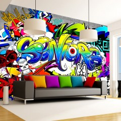 Basera® Fototapete Street Art-Motiv i-B-0005-a-b, Vliestapete