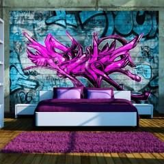 Artgeist Fototapete - Anonymous graffiti