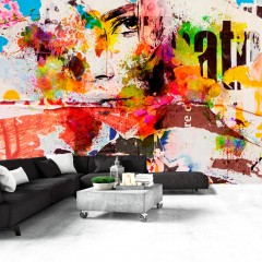 Artgeist Fototapete - City Collage