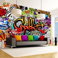 Basera® Fototapete Street Art-Motiv f-A-0348-a-b, Vliestapete