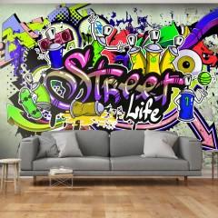 Basera® Fototapete Street Art-Motiv i-A-0108-a-d, Vliestapete