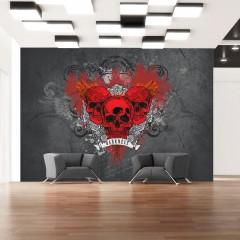 Basera® Fototapete Street Art-Motiv 10110907-17, Vliestapete