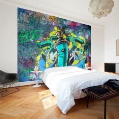 Basera® Fototapete Street Art-Motiv 10110905-2, Vliestapete