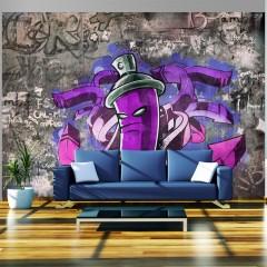 Basera® Fototapete Street Art-Motiv 10110905-3, Vliestapete