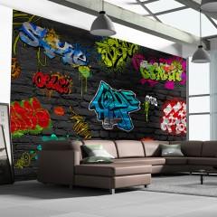 Basera® Fototapete Street Art-Motiv 10110902-6, Vliestapete