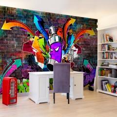 Basera® Fototapete Street Art-Motiv i-C-0088-a-a, Vliestapete