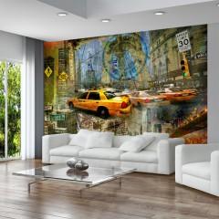 Basera® Fototapete Street Art-Motiv 10110904-3, Vliestapete