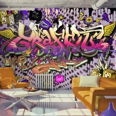Basera® Fototapete Street Art-Motiv m-A-0160-a-b, Vliestapete