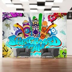 Basera® Fototapete Street Art-Motiv 10110905-46, Vliestapete