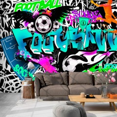 Artgeist Fototapete - Sports Graffiti