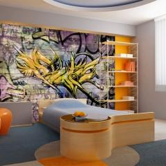 Basera® Fototapete Street Art-Motiv 10110905-6, Vliestapete