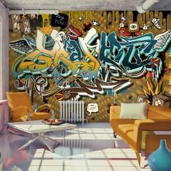 Basera® Fototapete Street Art-Motiv m-A-0160-a-c, Vliestapete