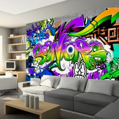 Basera® Fototapete Street Art-Motiv i-B-0005-a-d, Vliestapete