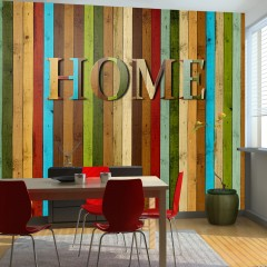 Artgeist Fototapete - Home decoration