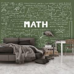 Artgeist Fototapete - Mathematical Formulas