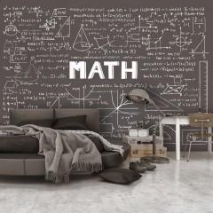 Artgeist Fototapete - Mathematical Handbook