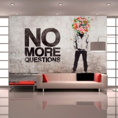 Artgeist Fototapete - No more questions