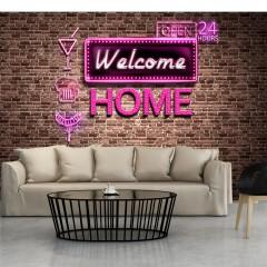 Artgeist Fototapete - Welcome home