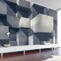 Artgeist Fototapete - Concrete city