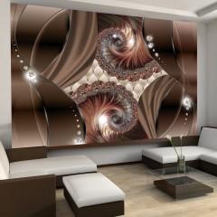 Artgeist Fototapete - Cooper shells