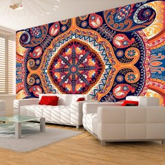 Artgeist Fototapete - Exotic mosaic