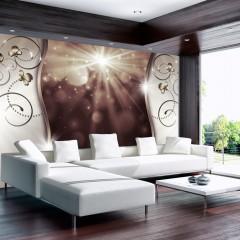 Artgeist Fototapete - Rays of the sun